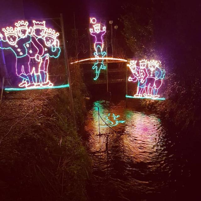 evepa88#angarrack #lights #angarracklights #cornwall #christmas